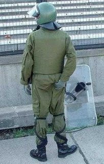 Soldado chistoso