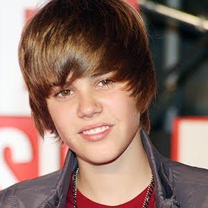 Justin Bieber en glee