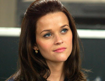 Celebrity: reese witherspoon brown hair