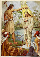 BATISMO, JESUS, CRISTO, DEPOIS, CONTRADIÇÃO