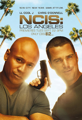 NCIS Los Angeles starring L.L. Cool J and Chris O'Donnell