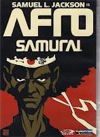 Afro Samurai DVD