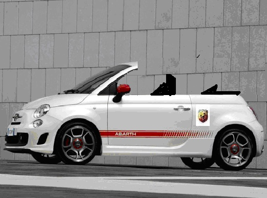 furettofurbetto abarth 500 cc. Black Bedroom Furniture Sets. Home Design Ideas