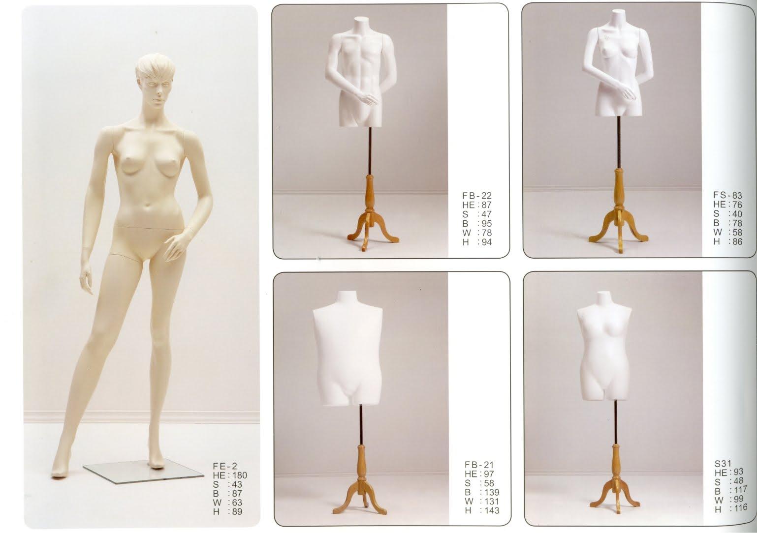 Mannequin definition