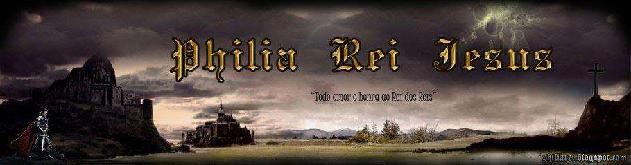 ..:: Philia Rei Jesus ישוע ::..