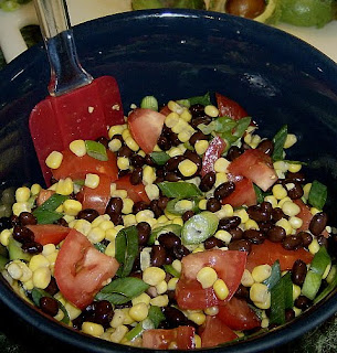 Black Bean and Corn Salad | Ms. enPlace