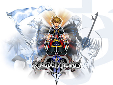 #32 Kingdom Heart Wallpaper