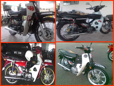 Gambar Motor Honda Ex5