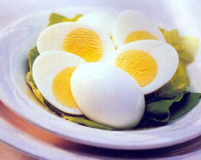Cara Menambah Berat Badan Dengan Telur