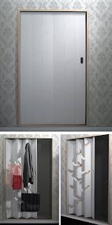 6 Desain Pintu Paling Unik [ www.BlogApaAja.com ]