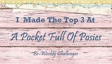 My Pocket Full of Posies Challenge