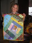 Mijn eerste poppen deken