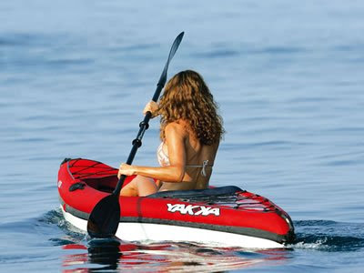 Bic Yakka 80 Inflatable Sectional Kayak : sectional kayaks for sale - Sectionals, Sofas & Couches