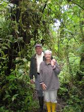 JB & Pat in Ecuador