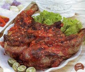 resep masakan plecing ayam resep plecing ayam bahan plecing ayam ayam