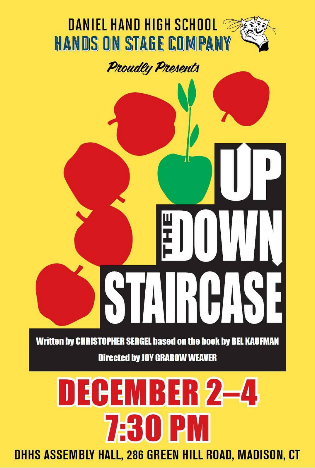 up down staircase Watch online full movie up the down staircase (1967) for free the experiences of a young female english teacher in an inner-city new york high school director.