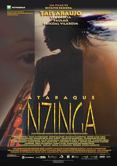 Atabaque Nzinga – Nacional