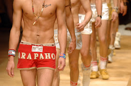 J&#39;ADORE: D&amp;G SPRING 2007 APACHE BOXER SHORTS