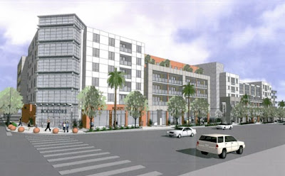 West Hollywood California Mixed-Use Project
