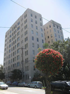 Montecito Apartments 6650 Franklin Avenue Hollywood California