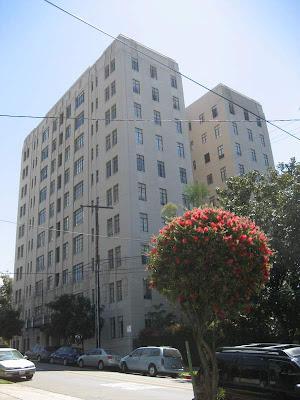 Montecito Apartments 6650 Franklin Avenue Hollywood California