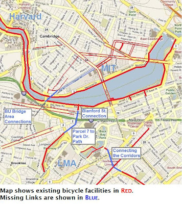 Urban Ring Bike Path