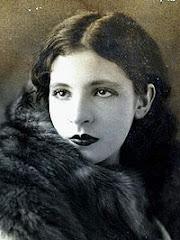 Patrícia Galvão  Pagu - Escritora e Jornalista Brasileira - Militante Comunista -   1910 / 1962