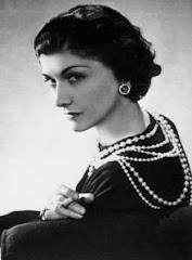 Coco Chanel - Importante estilista francesa - 1883 / 1971
