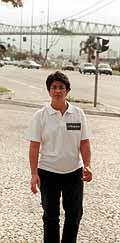 Daílza Damas - 1959 / 2008 - Nadadora brasileira.