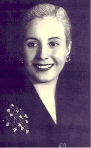 Evita Perón - Atriz - Líder Política - Ex Primeira Dama da Argentina - 1919 / 1952