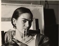 Frida Kahlo - Pintora Mexicana - 1907 / 1954