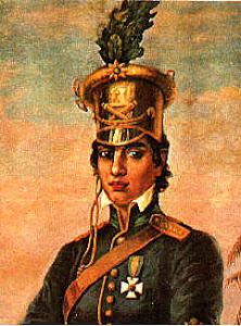 Maria Quitéria - Militar Brasileira - 1792 / 1853