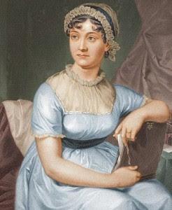 Jane Austen - Escritora Inglesa - 1775 / 1817