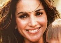 Rania al-Abdullah - Rainha Consorte da Jordânia - Nasceu em 1970