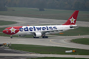 Morgen soll der Airbus zum ersten mal für Edelweiss auf die Strecke gehen. (edelweiss air airbus hb iqi net)