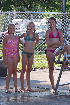 welcome to my neighborhood becca s 12th birthday pool party