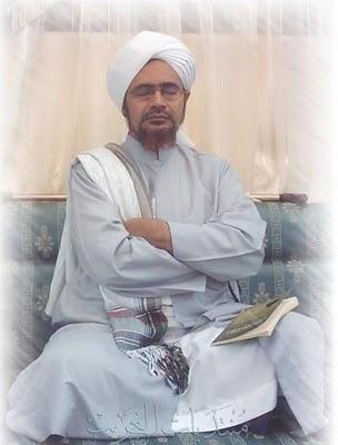 Syeikh Al-Habib Umar Bin Salim Bin Hafidz