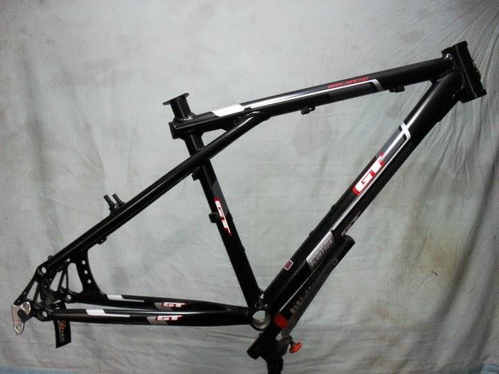 Sepeda Maju Mapan: Frame GT