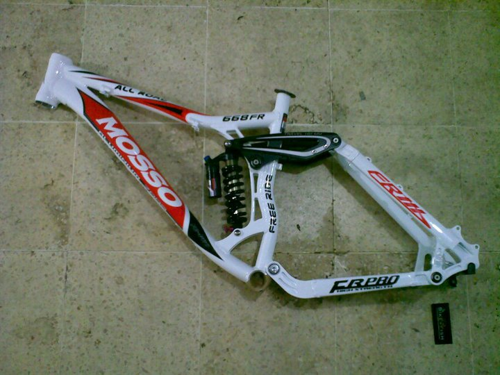 Serbsepeda Frame Mosso 668 FR PRO ALL ROAD Harga Rp 2