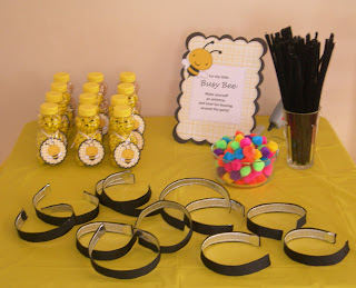 Sweeten Your Day Events 1st Bee Party