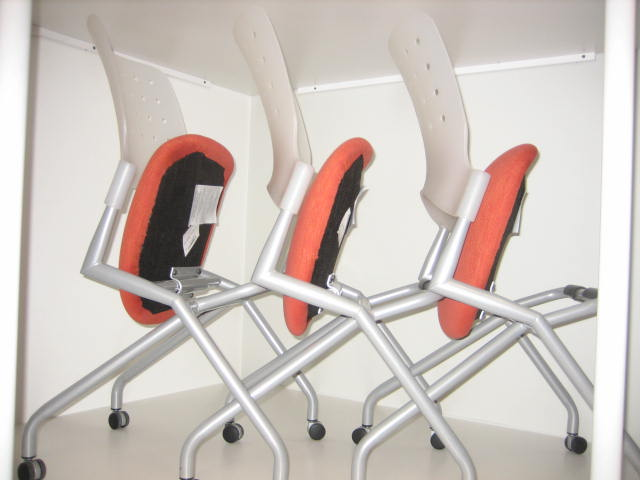 OFS Brands Clearance First fice Scoot Chair