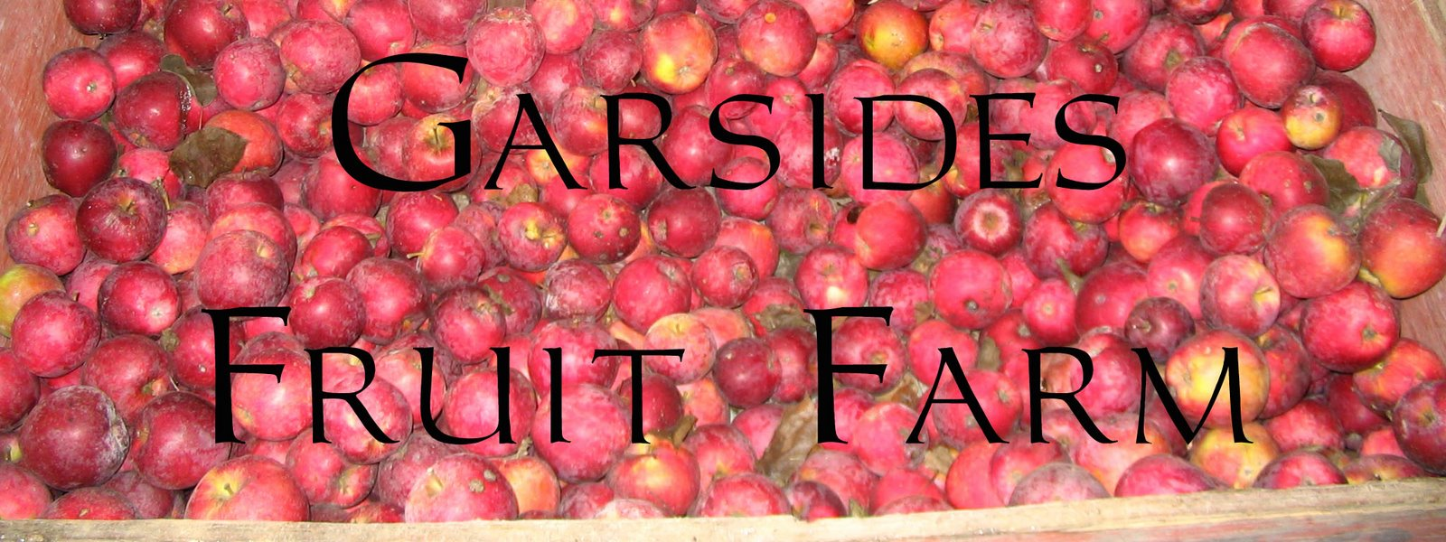 Garside's Fruit Farm