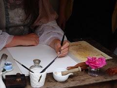Ne jamais cesser d'écrire...