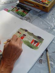 Un amateur d'aquarelles...