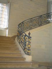 Escalier de l'Hôtel de Blossac