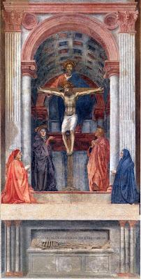 [peinture] Vos oeuvres préférées - Page 2 Masaccio_la.trinit%C3%A9