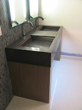 Concrete Vanity