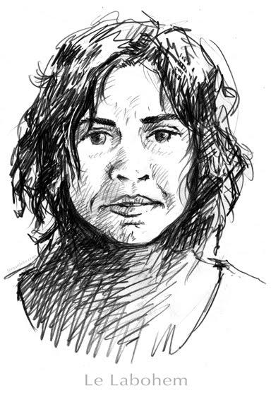 sandrine portrait