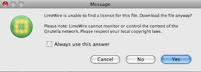 limewire vs ares