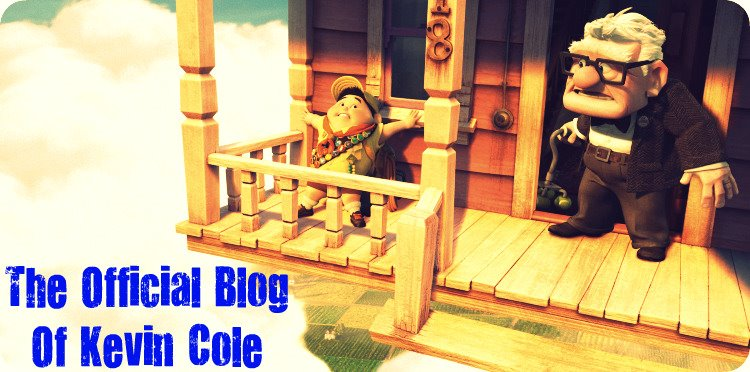 The Official Blog of Kevin Cole